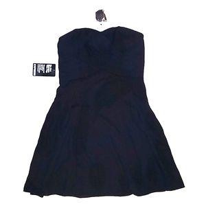 little black dress Express NWT